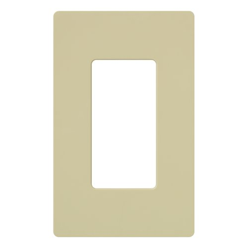 Metal 1 Gang Wall Plates - 6