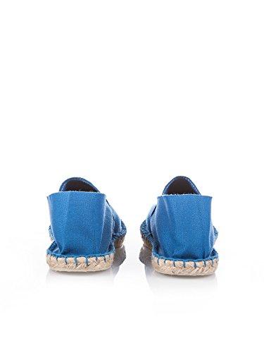 Espadrij Loriginale Klassieke Katoenen Sneakers Voor Dames Blauw Maat Eu 42 - Us 10