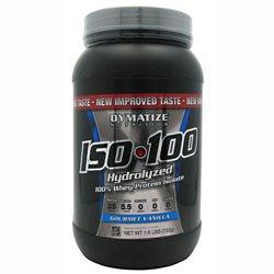 Dymatize ISO100 hydrolysée 100% Whey Protein Isolat Gourmet Vanilla - £ 1,6