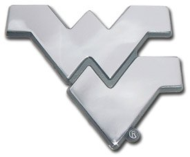 West Virginia University Mountaineers Ch - Metal Car Emblem Shopping Results