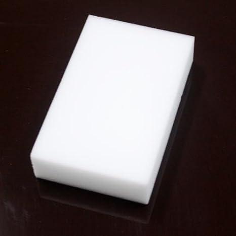 Amazon.com: 100pcs multifuncional Magia esponja borrador ...