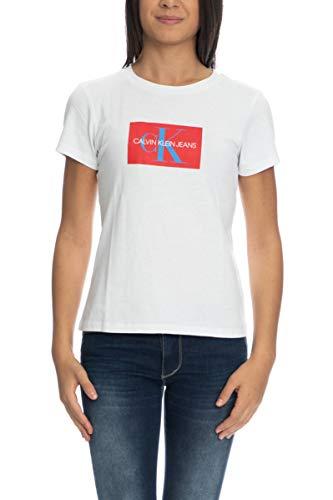 Jeans inverno Klein Calvin Autunno Donna J20j207946 T shirt T8ww7qP4