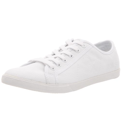 Converse - Zapatillas de tela unisex Blanco
