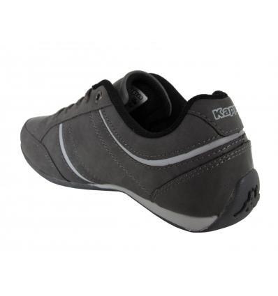 Zapatillas deporte de Niño y Niña y Mujer KAPPA 302EYFO MEZZIO 957 DK GREY-BLACK