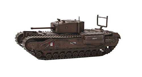 Dragon Models Churchill Mk.III, Dieppe 1942 Vehicle (1/72 Scale)