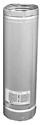 (Speedi-Products BV-RP 524 5-Inch x 24-Inch B-Vent Round Pipe)