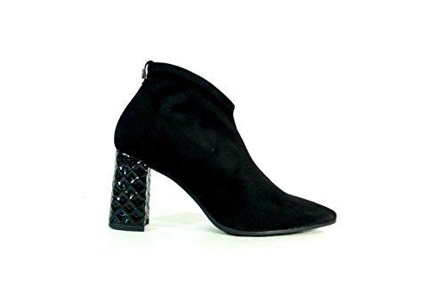 PEDRO Women's MIRALLES Black Boots Black xTqgwRTCv