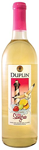 Duplin Winery Sangria White 750 mL Wine