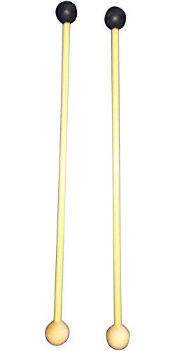 - Suzuki Double-Headed Wood/Rubber Glockenspiel Mallets