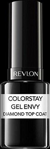 Rev Clr Sty Nail 10 Top C Size .4z Revlon Colorstay Nail Enamel 10 Top Coat .4z -