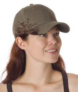 Dri Duck Pheasant Cap - Twill One Size Fits (Dear Duck)