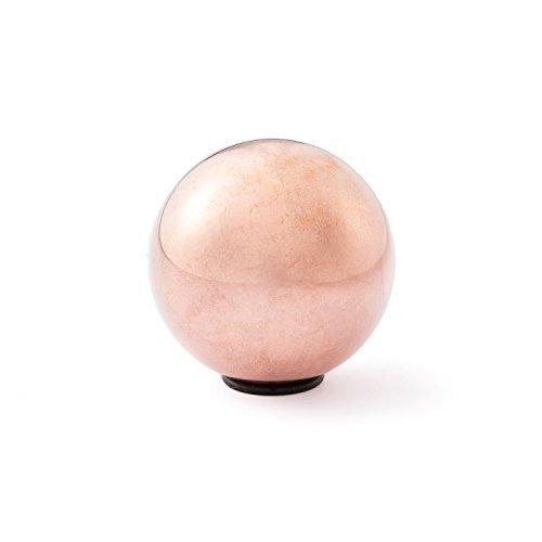 Aerospace Grade Oligodynamic Polished Copper Sphere (1 pound: 4.60cm diameter) (Polished Spheres)