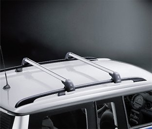 MINI Cooper Clubman Roof Rack 2008-2013, with Option S386A