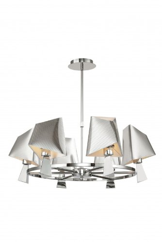 (6 Light Chandelier with Shade)