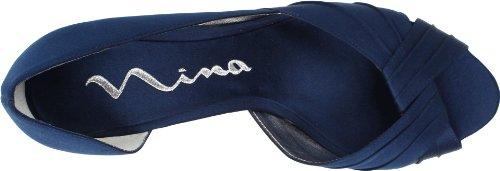 Nina Women's Culver Heels New Navy qrXSMp3M