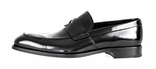 Prada Heren 2db070 P39 F0002 Lederen Zakelijke Schoenen
