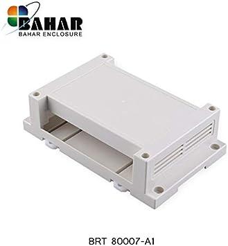 Ochoos Din Rail BRT 80007 - Soporte de montaje para caja eléctrica (145 x 90 x 40 mm): Amazon.es: Bricolaje y herramientas