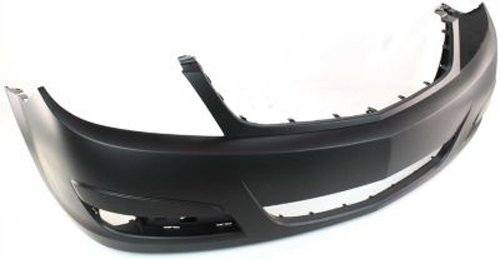 Crash Parts Plus Primed Front Bumper Cover Replacement for 2007-2009 Saturn Aura