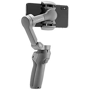 DJI Osmo Mobile 3 – Foldable Mobile Gimbal, 3-Axis Gimbal, Dynamic Design, Foldable Fun, Portable and Light, Standby…