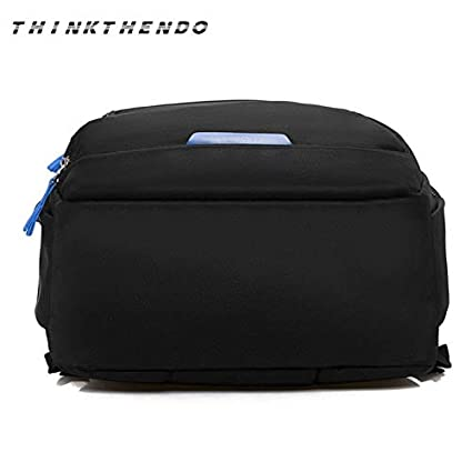 Amazon.com: Men Multifunction Waterproof Business Leisure Travel School Bag Backpack Nylon Laptop Bags: Kitchen & Dining