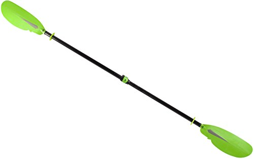 Seattle Sports Seawhisper Carbon Kayak Paddle, 210/220cm by Seattle Sports