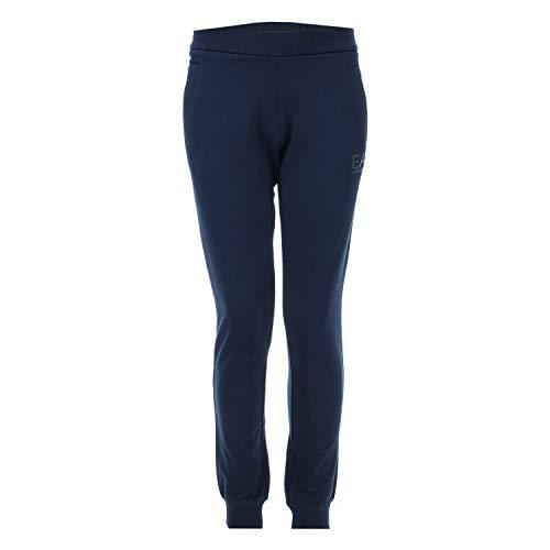 Emporio Armani Ea7 Boy's Emporio Ea7 Core Id Jog Pants 9-10 Blue