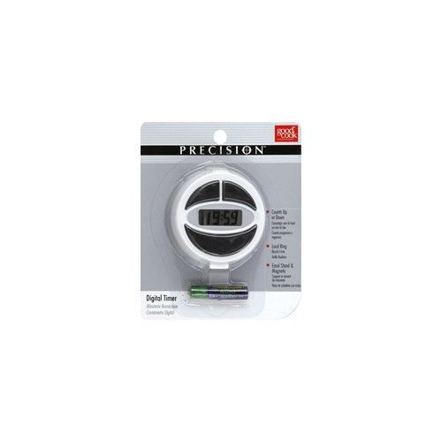 Good Cook Precision Digital Timer EA (Pack of 16) ()