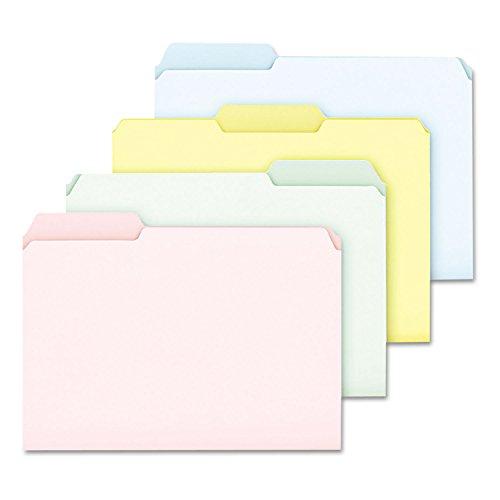 AMPC2113PASR - Ampad Pastel Color File Folders