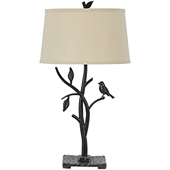 Cal lighting bo 961tb pine twig table lamp fixture willow cal lighting bo 2301tb 150 watt 3 way medora iron table lamp mozeypictures Image collections