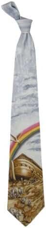 Men's Noah's Ark Bible Story Religious Christian Necktie Neck Tie Neckwear