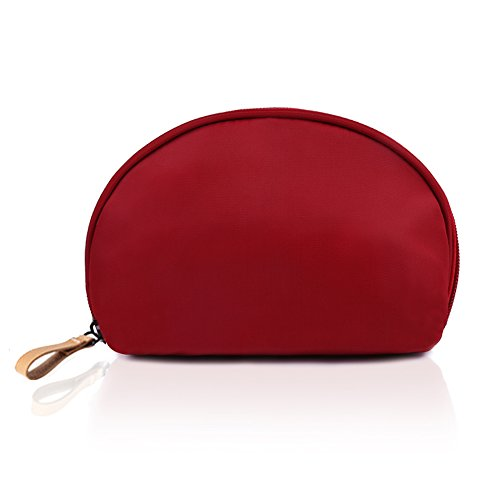 Cosmetic Bag Lipstick - Makeup Bag,Mossio Portable Fashion Lady Travel Luggage Small Cosmetic Bag Red