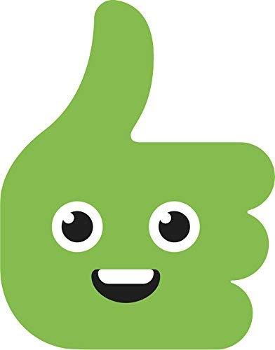 - Cool Voting Social Media Emoji Thumbs Cartoon Icon (12