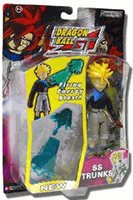 Dragon Ball GT Series III Figure: SS Trunks with Firing Energy ()