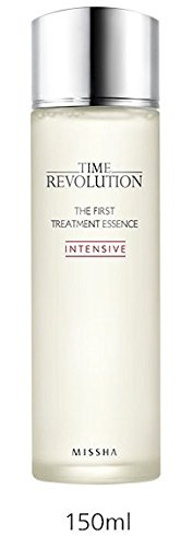 Best time revolution the first treatment essence list