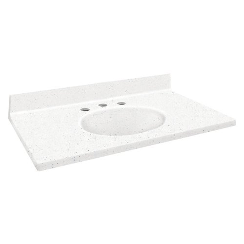Transolid Samson ITB6122-68-8C Solid Surface 61x22 Chelse...