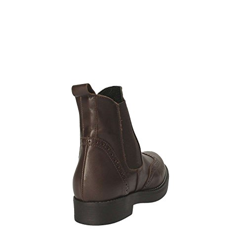 GRACE Women SHOES Ankle 11201 Brown Boots xSavHPwq