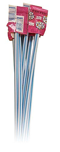 Giant Pixy Stix Blue Candy 16 Long 12 units