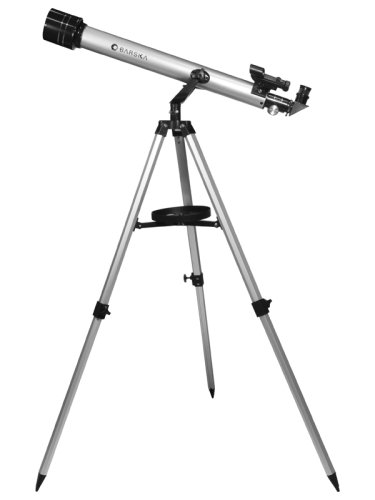 BARSKA 600 Power 80060 Starwatcher Refractor Telescope by BARSKA