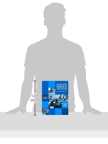 Teaching Essay Strategies: Mark Pennington: 9781424310654: Amazon ...
