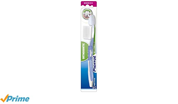 Pierrot Cepillo Dental con Mango Ergonómico - Paquete de 12 x 1 Unidad: Amazon.es: Salud y cuidado personal