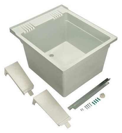 Zurn MS2620W-AW 18-Gallon Wall-Mounted Multipurpose Sink by Zurn