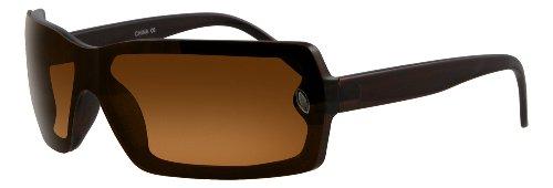 UV3+ Brown Womens Oversize - Uv3 Sunglasses