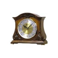 Rhythm Joyful Versailles Mantel Clock