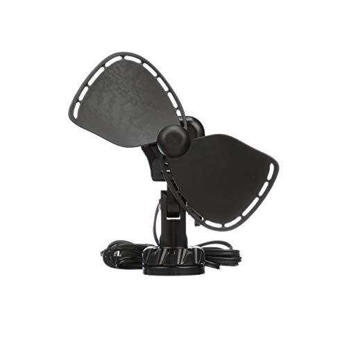 Caframo Ultimate Direct Wire 24V Cabin Fan, Black, (Caframo Compact)