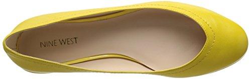 Piatto Zarong di Balletto Cuoio West Yellow Nine wApqzz