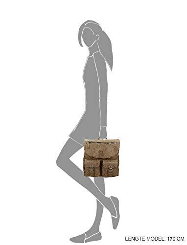 bandoulière en Femme Uni Sac pour Bowatex M AEUqW