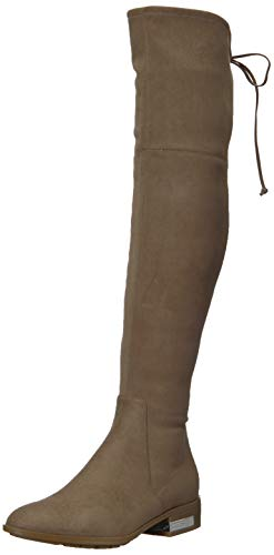 Used, GUESS Women's Zafira Over The Knee Boot, Taupe, 7.5 for sale  Delivered anywhere in Canada