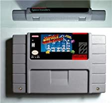 Space Invaders - Action Game Cartridge US Version - Game Card For Sega Mega Drive For Genesis