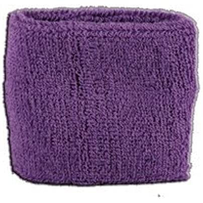 Digni reg Unicolor Purple Wristband sweatband free sticker Estimated Price £3.95 -