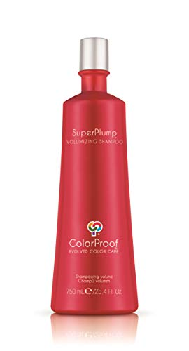 ColorProof SuperPlump Volumizing Shampoo for Color-Treated Hair (Best Shampoo For Shiny Color Treated Hair)